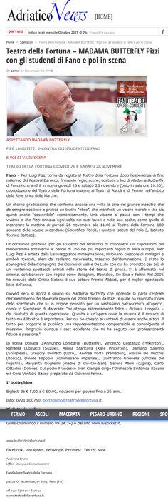 Adriatico News - 25 novembre 2015