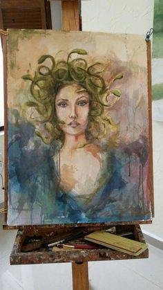 Watercolor by renflo