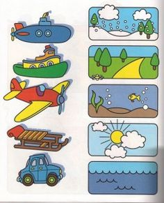 transportation worksheet for kids (3) | Crafts and Worksheets for Preschool,Toddler and Kindergarten