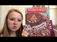 Usborne Where's Will? - YouTube @UsborneBookBattalion on Facebook, YouTube, and Instragram! www.UsborneBookBattalion.com