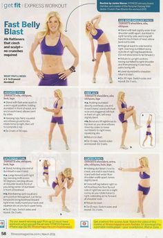 jackie warner - flat belly blast Fitness Diet, Health Fitness, Health Exercise, Fitness Works, Fitness Plan, Fitness Motivation, Jackie Warner, Fit Board Workouts, Workout Tips