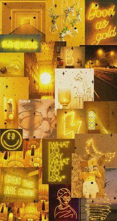 Iphone Wallpaper Yellow, Cute Patterns Wallpaper, Iphone Background Wallpaper, Retro Wallpaper, Colorful Wallpaper, Galaxy Wallpaper, Music Wallpaper, Wallpaper Desktop, Black Wallpaper