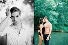 Jose Villa | Fine Art Weddings» Blog Archive » An engagement on the River