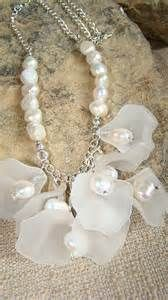 lucite flower jewelry - - Yahoo Image Search Results
