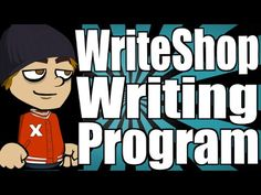 Animated video that cleverly explains how WriteShop I and II help middle and high schoolers grasp the basics of composition and editing