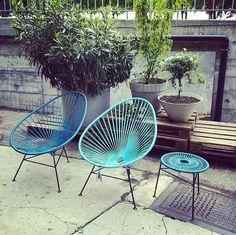 Chiccham Garden Furniture, Outdoor Furniture Sets, Modern Gardens, Outdoor Tables, Outdoor Decor, Tropical Decor, Balcony Garden, Home And Living, Places To Go
