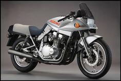 Suzuki Katana 1100, 1981
