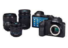 Samsung has made their smart camera on the fastest network through the Galaxy NX