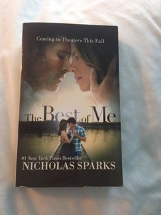 the best of me - Nickolas Sparks