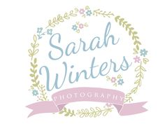 Custom Logo Design Premade Logo with Watermark for Photographers and Small Crafty Boutiques Vintage Floral Laurel/Wreath. $12.00, via Etsy.