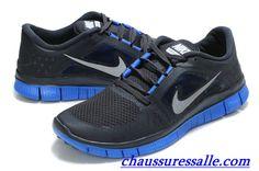 competitive price 7afef 9545b Vendre Pas Cher Chaussures Nike Free Run 3 Homme H0016 En Ligne Dans  Chaussuressalle.com