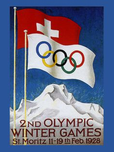 24x36 1928 IX Olympic Games Amsterdam Vintage Style Sports Poster