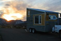 The Boulder Tiny House for Sale: $27,350 Photo