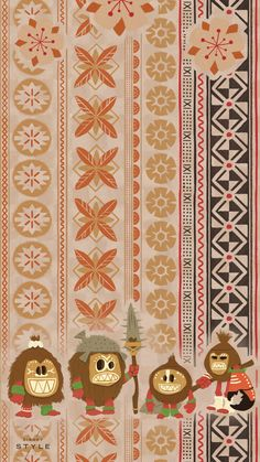 Kakamora Phone Wallpaper | Fondo de Pantalla, Cocomora | @dgiiirls