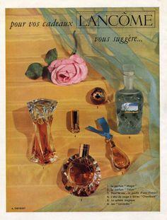 Lancôme 1953 Magie, Trésor... André Thévenet