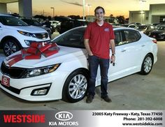 #HappyBirthday to Justin from Gil Guzman at Westside Kia!  https://deliverymaxx.com/DealerReviews.aspx?DealerCode=WSJL  #HappyBirthday #WestsideKia
