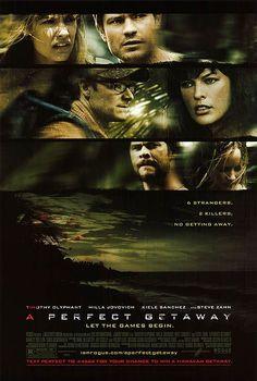 A Perfect Getaway 2009 film