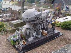 Marker- Motorcycle