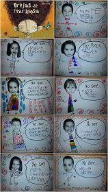 Mis cositas de infantil: DÍA CONTRA LA VIOLENCIA DE GÉNERO Pre K Activities, English Activities, Halloween Activities, Science For Kids, Art For Kids, Growth Mindset For Kids, Kindergarten Bulletin Boards, Self Portrait Art, Spanish Lessons For Kids