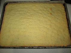 Prajituri de casa: Prajitura cu mere si crema de vanilie Dairy, Bread, Cheese, Sweets, Brot, Baking, Breads, Buns
