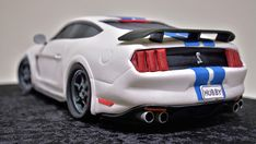 3D Sedan Car Cake Ford Mustang Shelby - Yeners Way