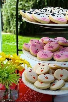 These will be the cookies at my wedding