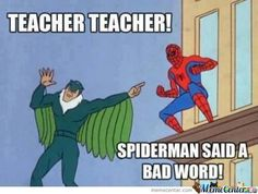 Dangit, Birdman.