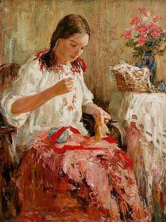 *Anna Vinogradova*