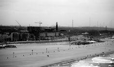 view to scheveningen beach
