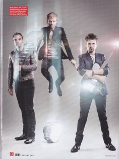 MUSE, they are seriously amazing!