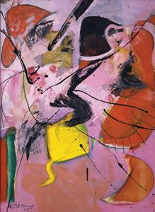 DeKooning |Pinned from PinTo for iPad|