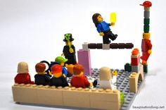 With StoryStarter students work together to create and build stories with LEGO bricks and figures and then use the unique StoryVisualizer software to photograph, write, and publish their stories. Interventions on the GO!: Let's bring PLAY back into learning!