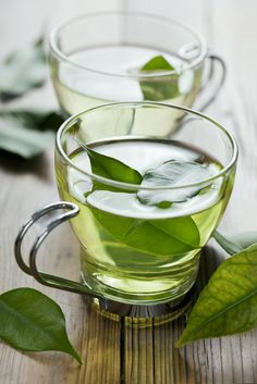 Green tea modifies gene expression to improve fat metabolism!