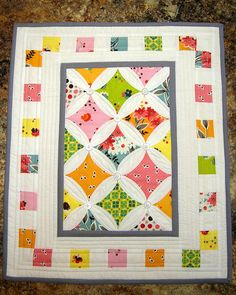 Finished Doll Quilt Swap 9 by Quilting Barbie, via Flickr