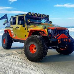 Save by Hermie Jeep Wrangler Off Road, Jeep Wrangler Rubicon, Jeep Wrangler Unlimited, Jeep Wranglers, Jeep Images, White Jeep, Black Jeep, Jeep Humor, Jacked Up Trucks
