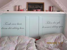 WULFFINE: Endelig en sengegavl
