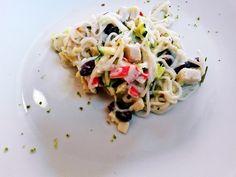 Ugotuj z Martą: Sałatka z makaronem ryżowym