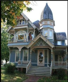 Victorian: #Victorian house.