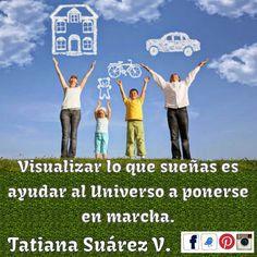 #VisualizaTusSueños #AquíyAhora #PoderPersonal #Alegría #Amor  #Reiki #Consciencia #Medellín #Ekánta #Espiritualidad #TatianaSuárezV #Armonía #Bienestar