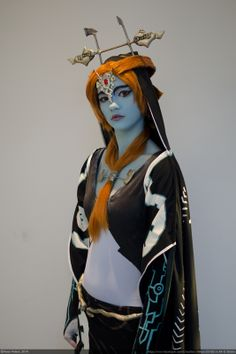 Midna cosplay from Netherlands