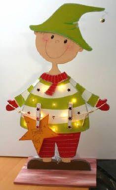 Allerlei Kuenstlerei: 1WinterWeihnachten