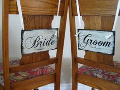 Items similar to Props for your Wedding day and everafter on Etsy Natural Wedding Decor, Dream Wedding, Wedding Day, Wishbone Chair, Wedding Season, Bride Groom, Ladder Decor, Wedding Styles, Wedding Decorations