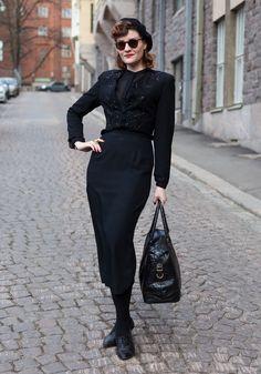 Fiona - Hel Looks - Street Style from Helsinki