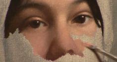 Come dipingere un ritratto perfetto – Olio, tempere, acrilico, acquerello…