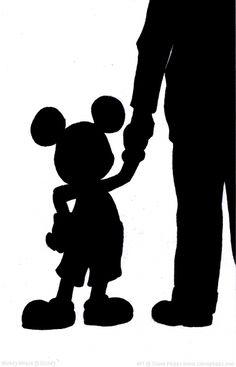 Partners Statue Mickey