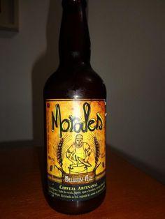Cerveja Morales Belgium Ale, estilo Belgian Specialty Ale, produzida por Cervejaria Morales, Brasil. 5.5% ABV de álcool.