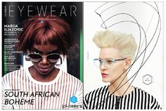 FUNKeyewear featured in Eyewear Magazine