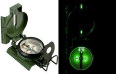 U.S. Issue Mil-Spec Tritium Illuminated Aluminum Military Lensatic Marching Compass - http://www.campingandsleepingbags.com/u-s-issue-mil-spec-tritium-illuminated-aluminum-military-lensatic-marching-compass/