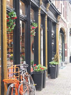 Utrecht, Netherlands I will trade cars in for bikes forever. I'd be OK with it.