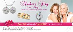 Mothers Day 2013 Sale at Blissliving.com